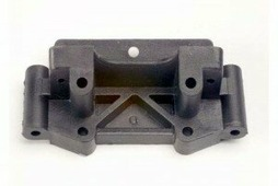 Передняя пластина крепления нижних рычагов подвески (черная) для автомоделей TRAXXAS масштаба 1:10