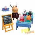 Игровой набор Peppa Pig Идём в школу
