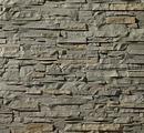 Декоративный искусственный камень Феодал Каменистый пласт 01.09 Серый