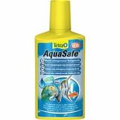 Tetra Aqua Safe 50мл Кондиционер для подготовки воды к запуску рыб