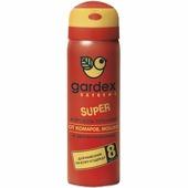 Аэрозоль-репеллент Gardex Extreme SUPER от комаров, мошек и других насекомых, 80мл