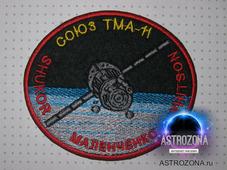 Эмблема Союз ТМА-11