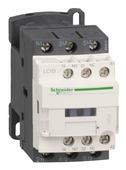 Контакторы модульные Schneider Electric Контактор 3-х полюсный 18А, 24В DC, 1НО+1НЗ Schneider Electric, LC1D18BD