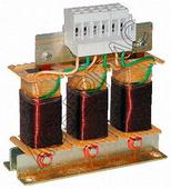 Дополнительное оборудование для приводов Дроссель двигателя 90А Schneider Electric