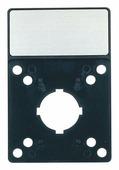 Крепежные элементы Держатель маркировки с табличкой для надписей (1уп-5шт) Schneider Electric