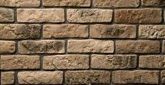 Декоративный искусственный камень Petra Версальский кирпич угловой литой 11П3