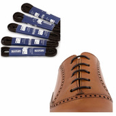 Вощеные шнурки Saphir (круглые, тонкие) (Цвет-05 Темно-коричневый Размер-75 см)