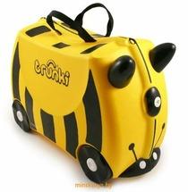 Детский чемодан на колесах 'Пчела' Trunki 0044-GB01-P1
