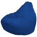 Кресло-мешок FLAGMAN Груша Мега синий дюспо (Г3.2-15)