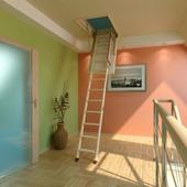 Чердачная Лестница Fakro Ltk Thermo 60Х120Х280