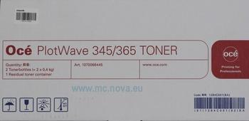 Тонер Oce PlotWave 345/365 Артикул 1284C001