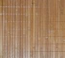 Бамбуковые обои Makao ламель 17мм тон 1 с нитью, шир.0,9м
