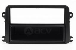Переходная рамка для установки магнитолы ACV PR34-1037 - переходная рамка VW Golf5/PassatB6/Jetta 06-> 1/2din