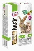 Lolo Pets Корм овощефруктовый для хомяка и кролика 340г