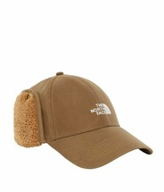 Шапка The North Face Millerain Earflp Hat хаки ONE