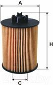 Масляный фильтр Filtron OE648