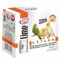 Lolo Pets Мел для птиц с ракушками 40г