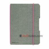 Herlitz my.book Flex A6 Canvas Pink