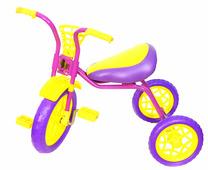 Разное Велосипед детский трехколесный Зубренок