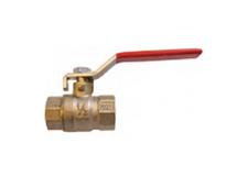 """Thermotech Шаровый клапан 1/2"""", прямой, длинная ручка (арт. 77802) для теплого пола"""