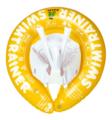 Круг SWIMTRAINER жёлтый