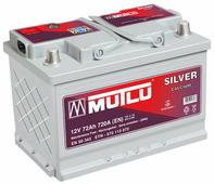 Автомобильный аккумулятор Mutlu Silver Calcium (75 A/h), 720A R+ LS3-75A