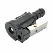 """Переходник типа """"мама"""" Easterner C14536 8 мм из маслобензостойкой пластмассы"""