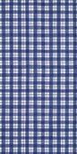Салфетки бумажные Aster Creative snacks Синяя клетка, 3-слойные, 33 х 33 см, 16 шт