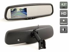 Зеркало заднего вида со встроенным монитором AVEL AVS0410BM