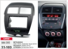 CARAV 11-103 - MITSUBISHI Outlander Sport, ASX, RVR 2010+ / Peugeot / Citroen