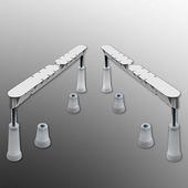 Ножки для ванны Roltechnik Activa