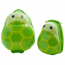 Чемодан и рюкзак Heys 13030-3197-00 Travel Tots Turtle *3197 Turtle
