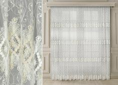 Тюль ТД Текстиль Буфали, 28120, светло-бежевый, 270 х 500 см