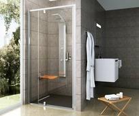 Стеклянная душевая дверь Ravak Pivot PDOP2 120 x 190 120 / 190 см
