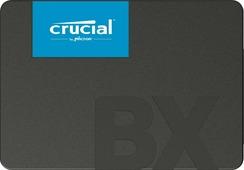 "Жесткий диск SSD 240Gb Crucial BX500 (CT240BX500SSD1) (SATA-6Gb/s, 2.5"", 540/500Mb/s)"