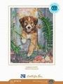 RTO Набор для вышивания M70018 «Любопытный щенок»