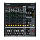 Yamaha MGP-16X - микшерный пульт, 10микр.входов,16лин.входов, вход для IPod,IPhone