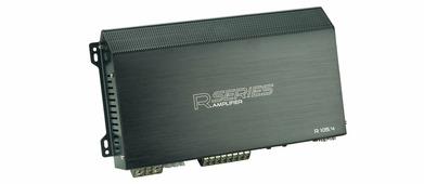 Автомобильный усилитель Audio System R-105.4