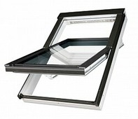 Мансардное окно энергосберегающее Fakro PTP-V U3, 780х1600 мм