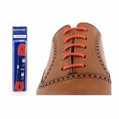 Шнурки Saphir 75см. круглые, тонкие (11 красный)