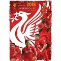 Календарь Ливерпуль 2016