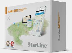 StarLine M17 gps-ГЛОНАСС