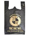 Пакет майка, 61*69 см, 40 мкм (43+18*69, WWW - до 50кг). В упаковке 100 шт.