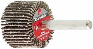 Круг лепестковый Matrix, для дрели, P 150, 30 х 20 х 6 мм