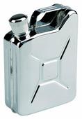 Фляга в виде канистры AceCamp «S/S Flask Gas Can shape 5OZ» (0.15 л), стальной, размер: 150 мл