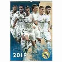 Календарь Реал Мадрид 2019 A3