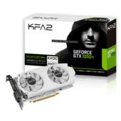 Видеокарта 1050Ti KFA2 EX OC White 50IQH8DVP1WK 4Gb GDDR5 128bit 1354(1468)/7008MHz