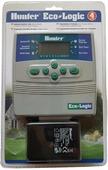 Контроллер управления поливом Hunter Eco-Logic-401i-E, на 4 зоны
