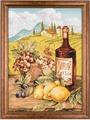 "Гобелен Lefard ""Дофине (лимоны)"", 404-1447-30, 74 х 56 см"