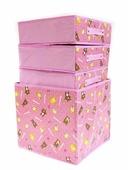 Система хранения Удачная покупка RYP101-A, розовый
